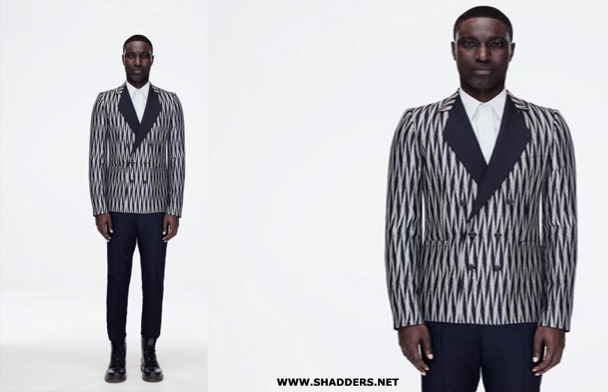 "ADRIEN SAUVAGE BRINGS SARTORIAL ELEGANCE TO AUTUMN/WINTER 2012 ""DRESS EASY""COLLECTION"