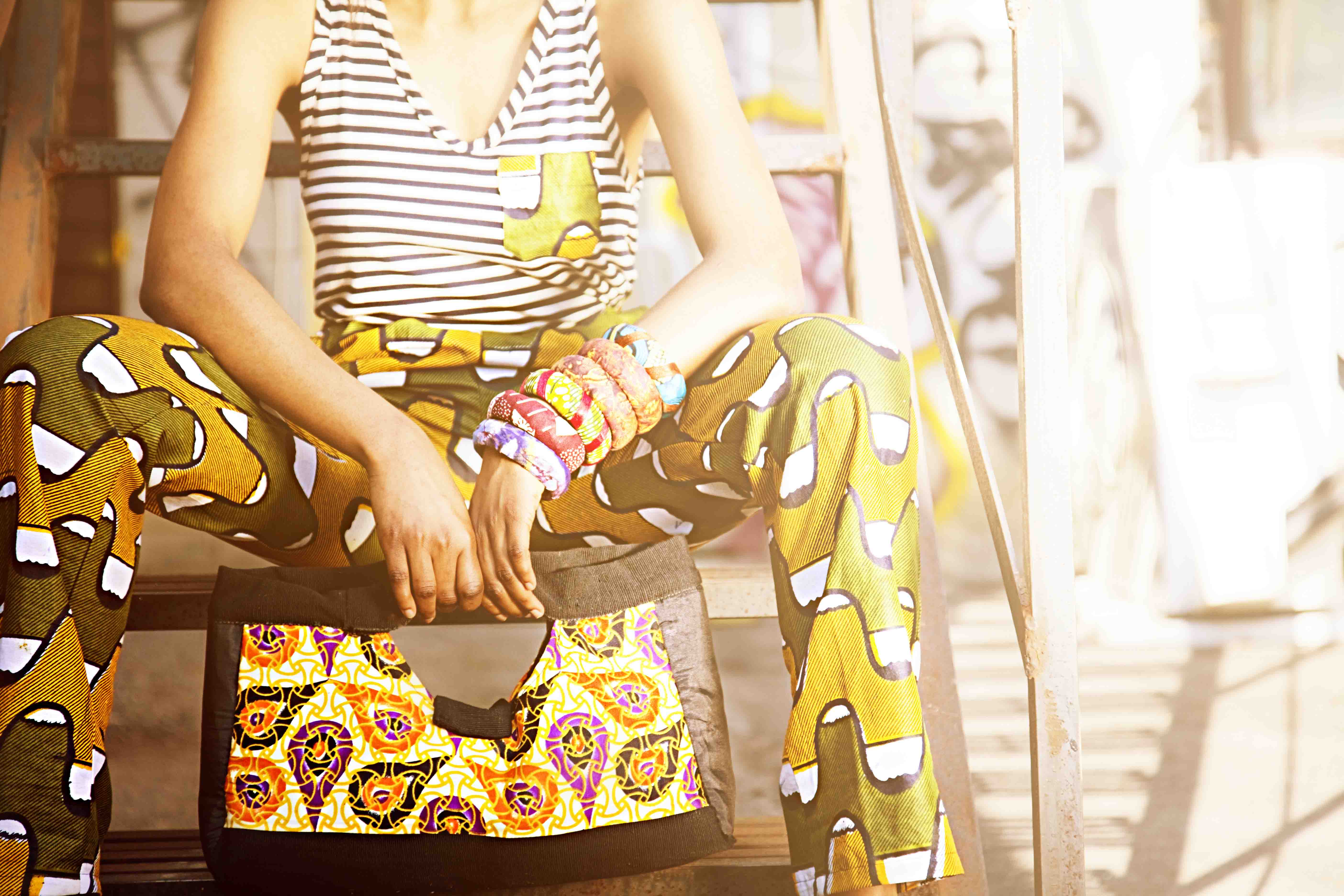 "Emua Fashions Launches ""Afro Urban Collection"" // SS12"